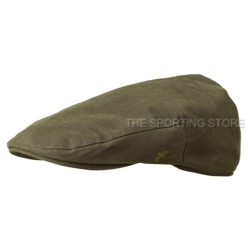 Seeland Woodcock Flatcap Cap Waterproof in Green Sizes 55 and 61 » 64d695319e5
