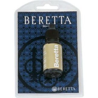 Beretta Black Metal Burnishing