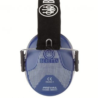Beretta Prevail Ear Defenders / Muffs in Blue